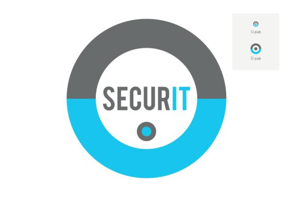 logo sécurité informatique