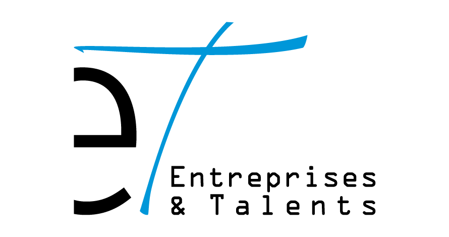 nouveau logo entreprises & talents solutions RH
