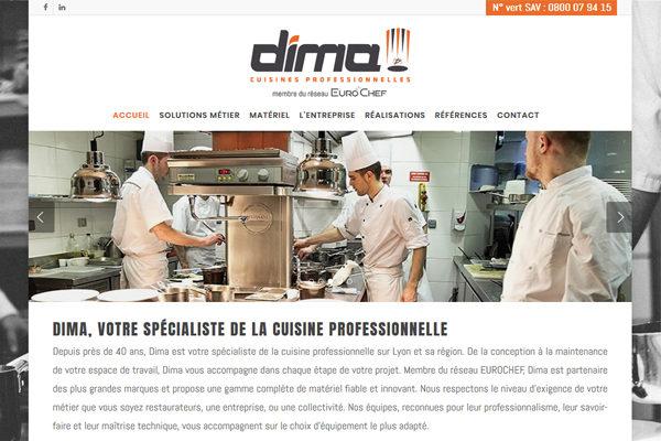 Conception et maintenance de cuisines professionnelles
