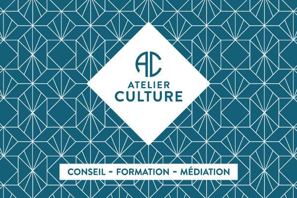 Carte de visite, Atelier Culture