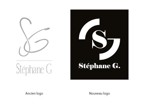 Nouveau logo refonte coiffure